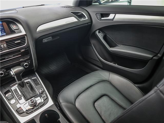 2015 Audi A4 2.0T Progressiv (Stk: 190813A) in Toronto - Image 15 of 30