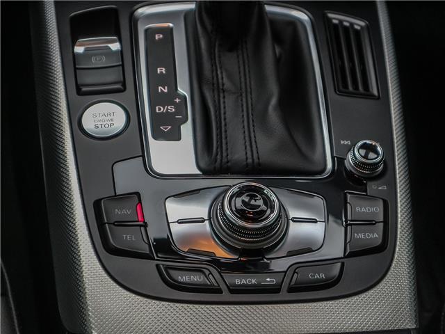 2015 Audi A4 2.0T Progressiv (Stk: 190813A) in Toronto - Image 17 of 30