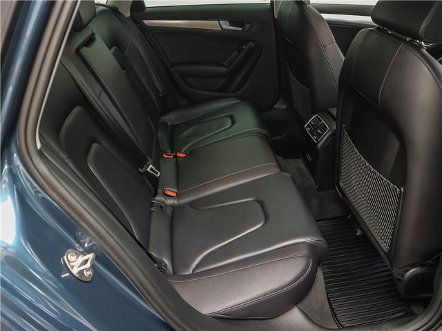 2015 Audi A4 2.0T Progressiv (Stk: 190813A) in Toronto - Image 22 of 30