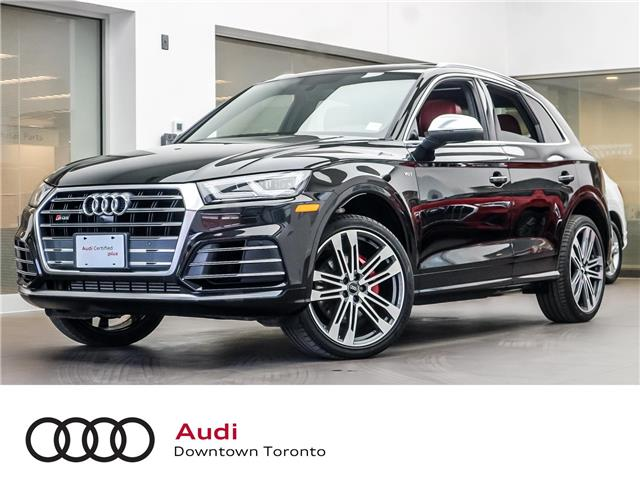 2018 Audi SQ5 3.0T Technik (Stk: P3224) in Toronto - Image 1 of 30