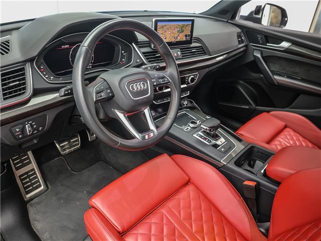 2018 Audi SQ5 3.0T Technik (Stk: P3224) in Toronto - Image 10 of 30