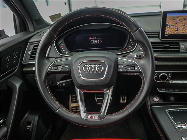 2018 Audi SQ5 3.0T Technik (Stk: P3224) in Toronto - Image 12 of 30