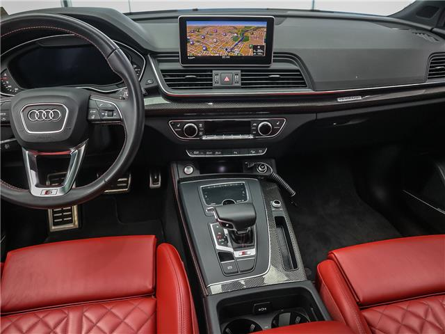 2018 Audi SQ5 3.0T Technik (Stk: P3224) in Toronto - Image 14 of 30