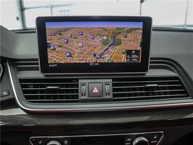 2018 Audi SQ5 3.0T Technik (Stk: P3224) in Toronto - Image 16 of 30