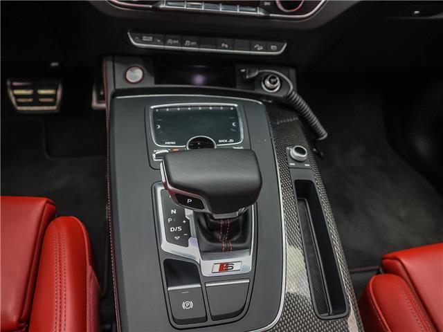 2018 Audi SQ5 3.0T Technik (Stk: P3224) in Toronto - Image 18 of 30