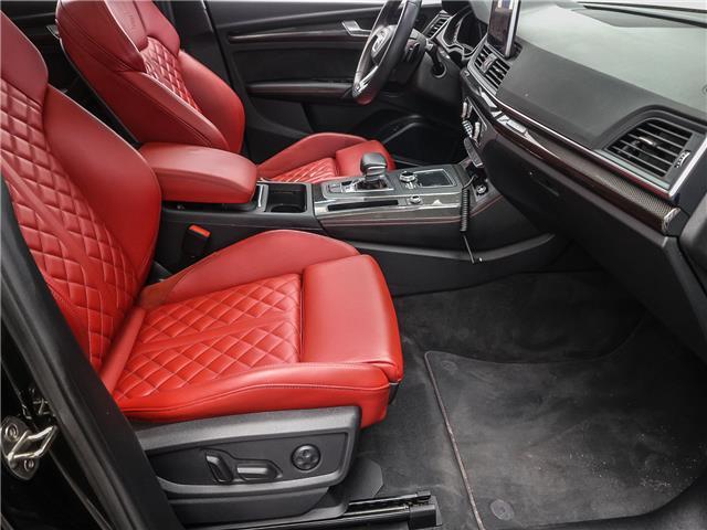 2018 Audi SQ5 3.0T Technik (Stk: P3224) in Toronto - Image 20 of 30