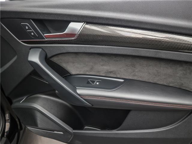2018 Audi SQ5 3.0T Technik (Stk: P3224) in Toronto - Image 21 of 30