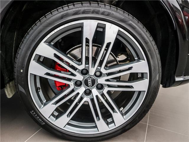2018 Audi SQ5 3.0T Technik (Stk: P3224) in Toronto - Image 25 of 30