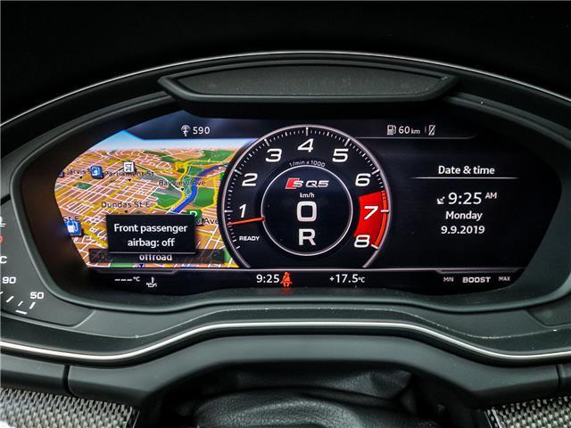 2018 Audi SQ5 3.0T Technik (Stk: P3224) in Toronto - Image 29 of 30