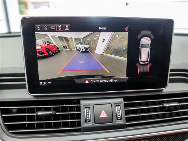 2018 Audi SQ5 3.0T Technik (Stk: P3224) in Toronto - Image 30 of 30