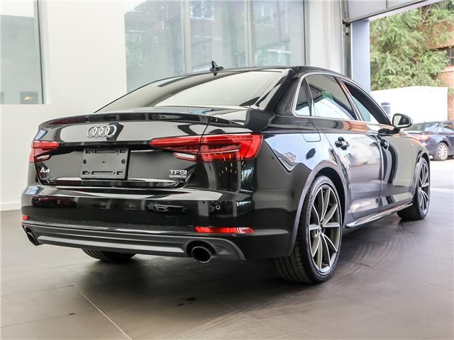 2017 Audi A4 2.0T Progressiv (Stk: P3237) in Toronto - Image 5 of 29