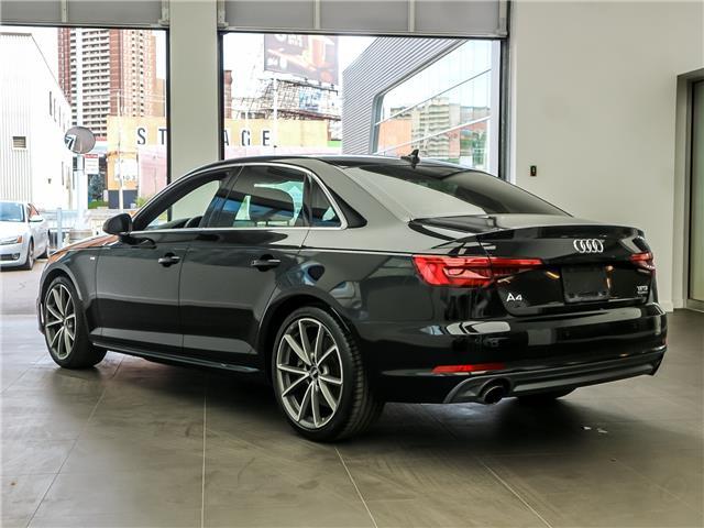 2017 Audi A4 2.0T Progressiv (Stk: P3237) in Toronto - Image 7 of 29