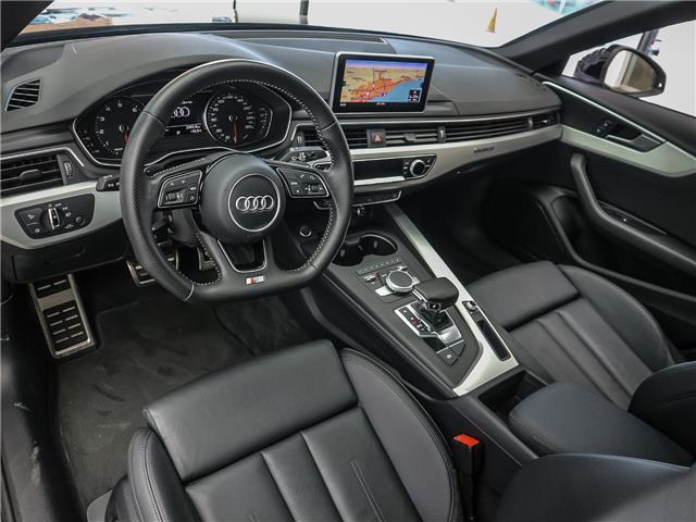 2017 Audi A4 2.0T Progressiv (Stk: P3237) in Toronto - Image 10 of 29