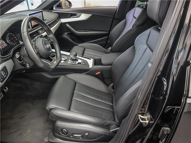 2017 Audi A4 2.0T Progressiv (Stk: P3237) in Toronto - Image 11 of 29