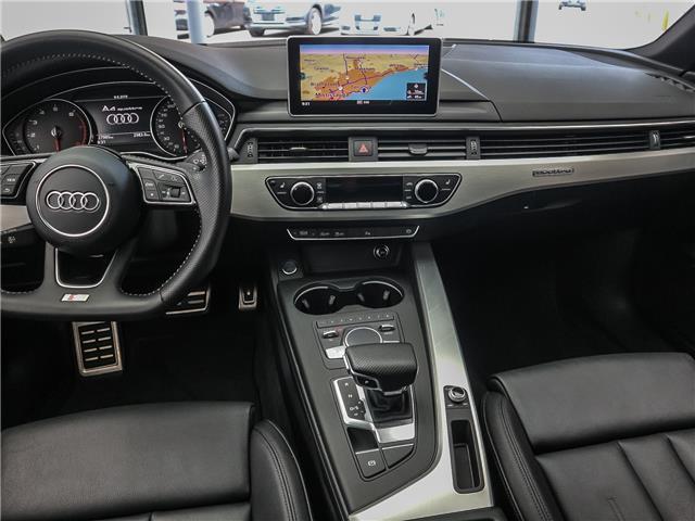 2017 Audi A4 2.0T Progressiv (Stk: P3237) in Toronto - Image 14 of 29