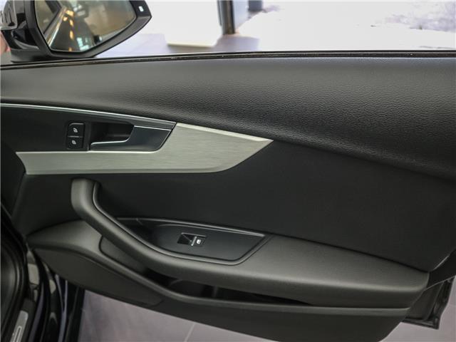 2017 Audi A4 2.0T Progressiv (Stk: P3237) in Toronto - Image 20 of 29