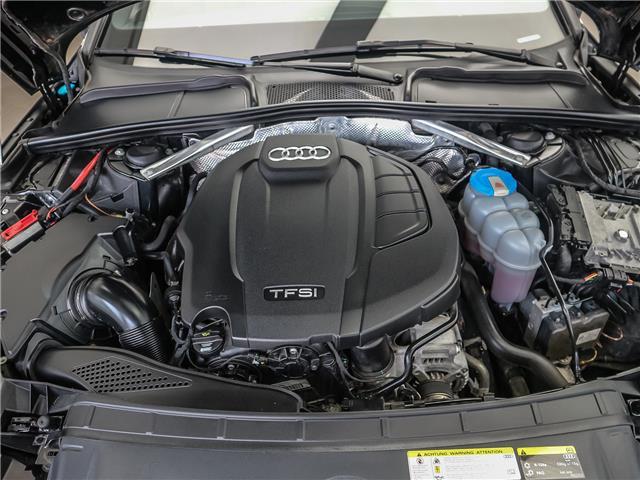 2017 Audi A4 2.0T Progressiv (Stk: P3237) in Toronto - Image 23 of 29