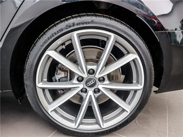2017 Audi A4 2.0T Progressiv (Stk: P3237) in Toronto - Image 24 of 29