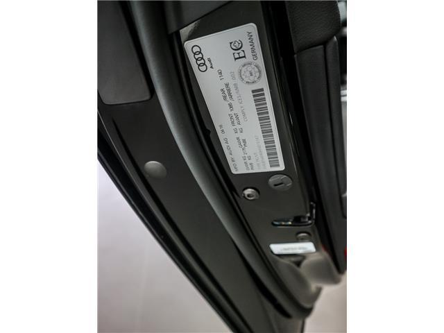 2017 Audi A4 2.0T Progressiv (Stk: P3237) in Toronto - Image 27 of 29