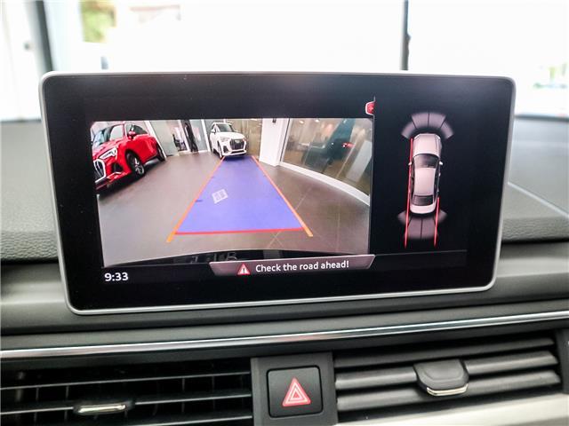 2017 Audi A4 2.0T Progressiv (Stk: P3237) in Toronto - Image 29 of 29