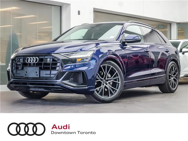 2019 Audi Q8 55 Technik (Stk: P3427) in Toronto - Image 1 of 26