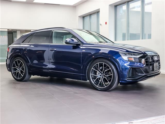 2019 Audi Q8 55 Technik (Stk: P3427) in Toronto - Image 3 of 26