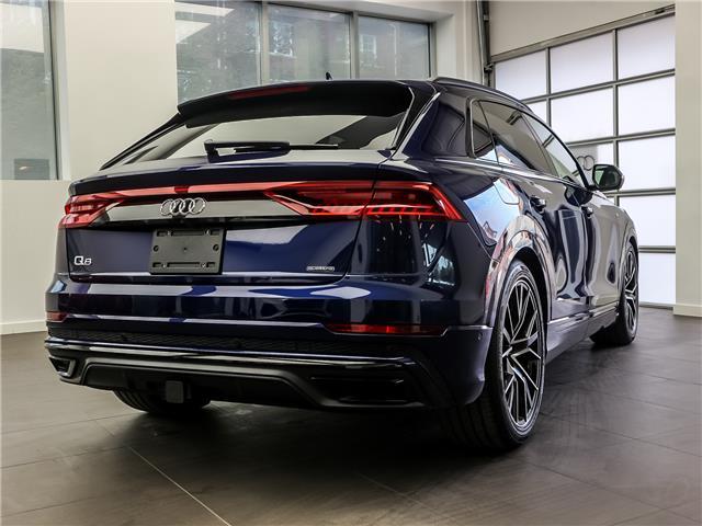 2019 Audi Q8 55 Technik (Stk: P3427) in Toronto - Image 5 of 26