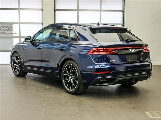 2019 Audi Q8 55 Technik (Stk: P3427) in Toronto - Image 7 of 26