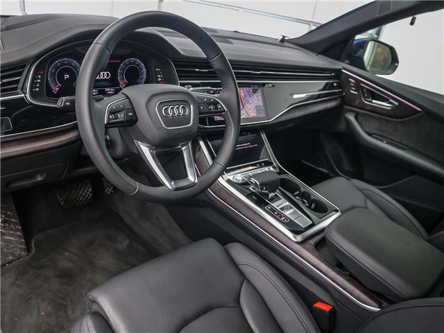 2019 Audi Q8 55 Technik (Stk: P3427) in Toronto - Image 10 of 26