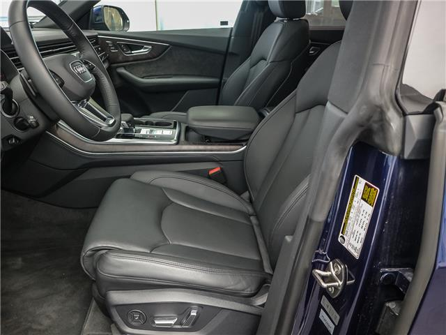 2019 Audi Q8 55 Technik (Stk: P3427) in Toronto - Image 11 of 26
