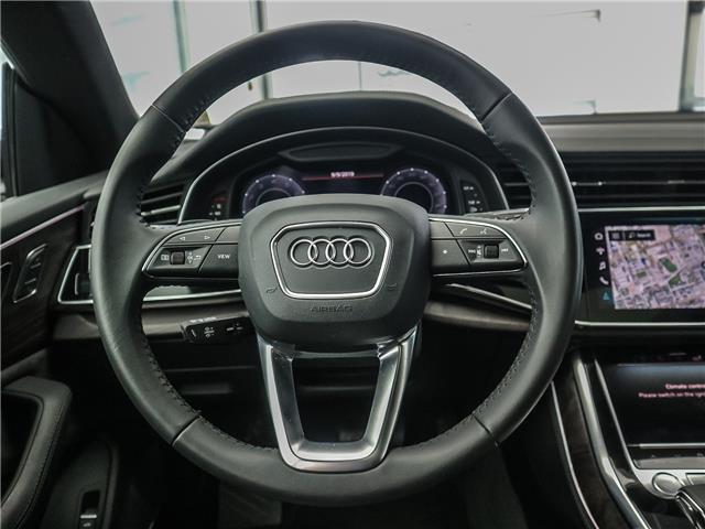 2019 Audi Q8 55 Technik (Stk: P3427) in Toronto - Image 12 of 26