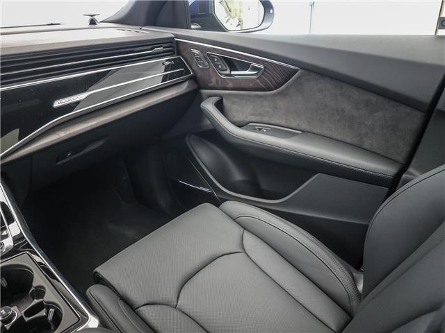 2019 Audi Q8 55 Technik (Stk: P3427) in Toronto - Image 14 of 26