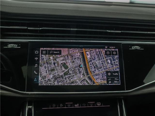 2019 Audi Q8 55 Technik (Stk: P3427) in Toronto - Image 15 of 26