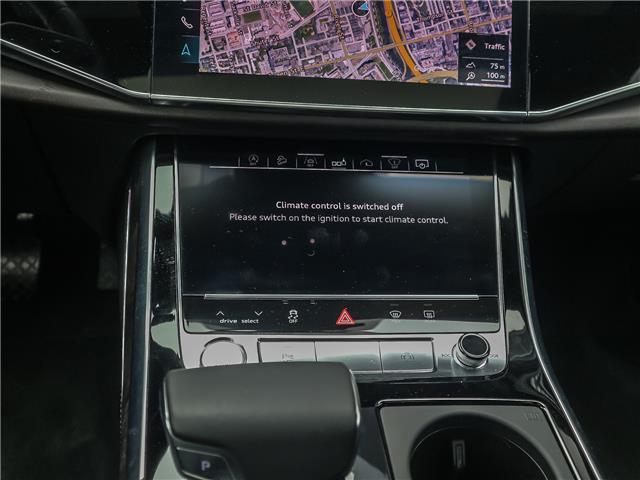 2019 Audi Q8 55 Technik (Stk: P3427) in Toronto - Image 16 of 26