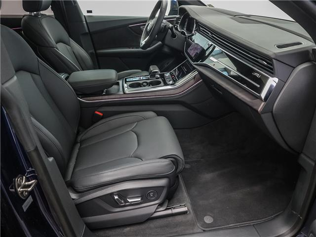 2019 Audi Q8 55 Technik (Stk: P3427) in Toronto - Image 18 of 26
