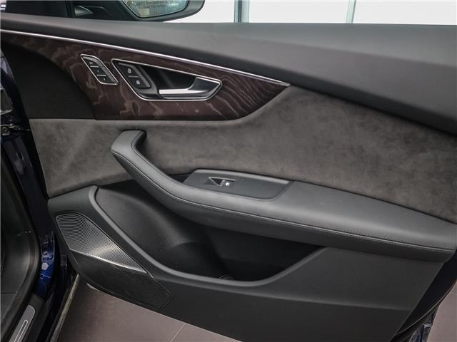 2019 Audi Q8 55 Technik (Stk: P3427) in Toronto - Image 19 of 26