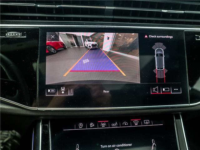 2019 Audi Q8 55 Technik (Stk: P3427) in Toronto - Image 26 of 26