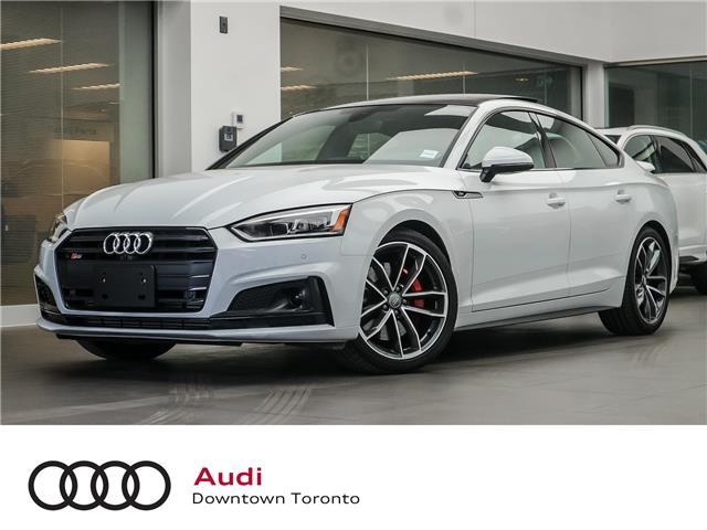 2019 Audi S5 3.0T Technik (Stk: P3424) in Toronto - Image 1 of 28