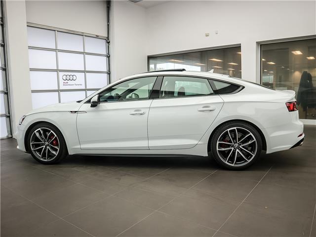 2019 Audi S5 3.0T Technik (Stk: P3424) in Toronto - Image 8 of 28