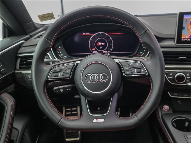 2019 Audi S5 3.0T Technik (Stk: P3424) in Toronto - Image 12 of 28