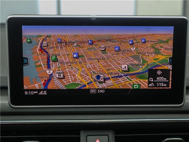 2019 Audi S5 3.0T Technik (Stk: P3424) in Toronto - Image 16 of 28