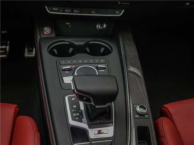 2019 Audi S5 3.0T Technik (Stk: P3424) in Toronto - Image 18 of 28