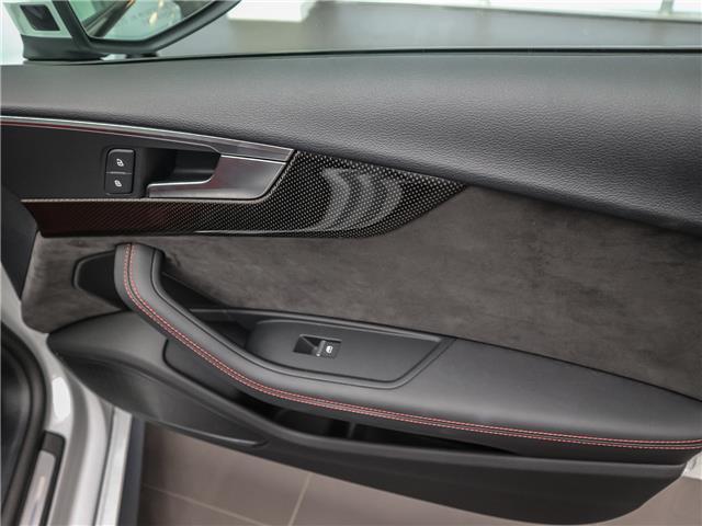 2019 Audi S5 3.0T Technik (Stk: P3424) in Toronto - Image 21 of 28