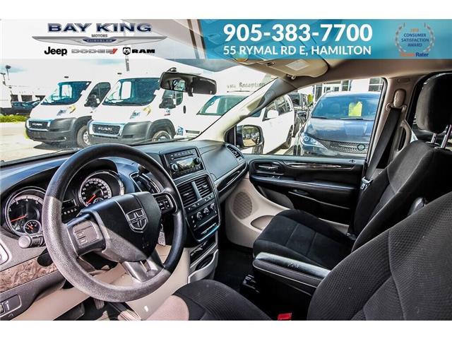 2014 Dodge Grand Caravan SE/SXT (Stk: 6858RB) in Hamilton - Image 4 of 20