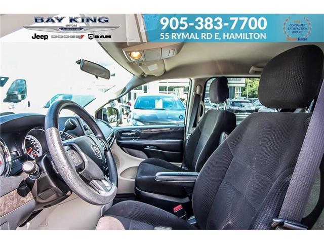 2014 Dodge Grand Caravan SE/SXT (Stk: 6858RB) in Hamilton - Image 5 of 20