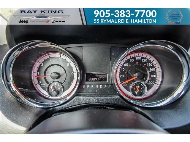 2014 Dodge Grand Caravan SE/SXT (Stk: 6858RB) in Hamilton - Image 9 of 20