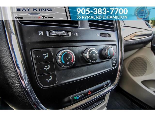 2014 Dodge Grand Caravan SE/SXT (Stk: 6858RB) in Hamilton - Image 10 of 20