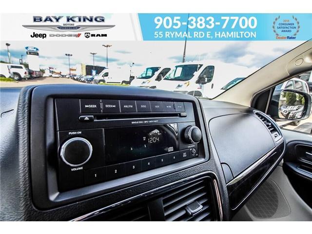 2014 Dodge Grand Caravan SE/SXT (Stk: 6858RB) in Hamilton - Image 11 of 20