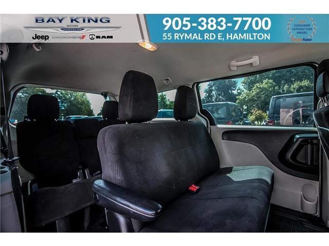 2014 Dodge Grand Caravan SE/SXT (Stk: 6858RB) in Hamilton - Image 12 of 20