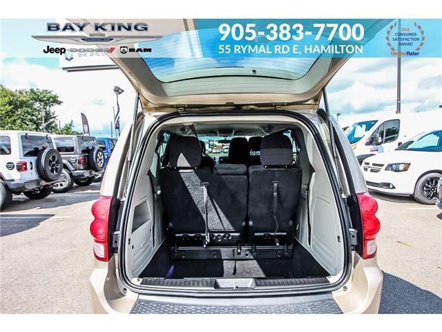 2014 Dodge Grand Caravan SE/SXT (Stk: 6858RB) in Hamilton - Image 15 of 20